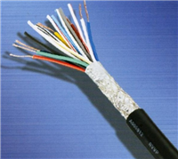 RVSP绞型屏蔽软电缆