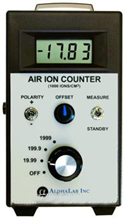 空气负离子浓度测量仪AIC-200M