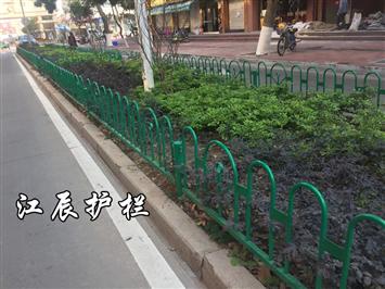 黄山市市政绿化带护栏