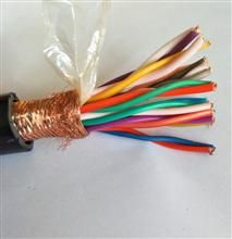 铜丝编织分屏蔽计算机电缆DJYVRP