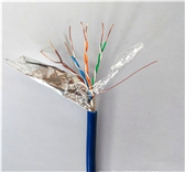 矿用阻燃网线MHY32
