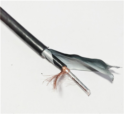 SYV-75系列实芯聚乙烯绝缘射频同轴电缆