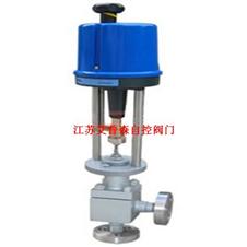 ZDLS电动角式蒸汽调节阀