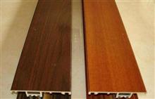 建筑用铝合金木纹型材检测项目
