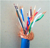 DJYP2V对绞铜带分屏蔽计算机电缆