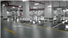 厂区、停车场环氧地坪漆、固化地坪漆施工