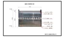 钢结构围挡、道路施工隔离围挡、安全围挡
