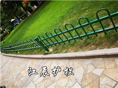 无锡市小京式草坪护栏效果图