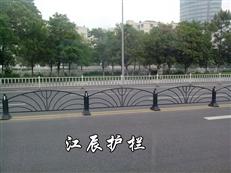 金山区锌钢花式护栏设计