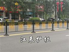 南汇区锌钢花式护栏效果图