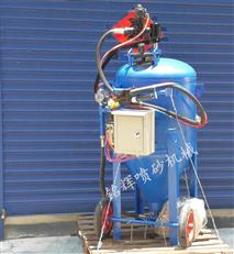 高压水除锈喷砂机