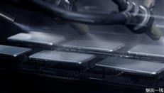 铝型材自动喷砂机