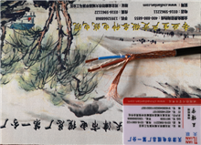 KFFP铜丝编织屏蔽控制电缆