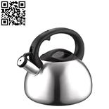 304不锈钢鸣音水壶(Stainless steel kettle)ZD-SH063