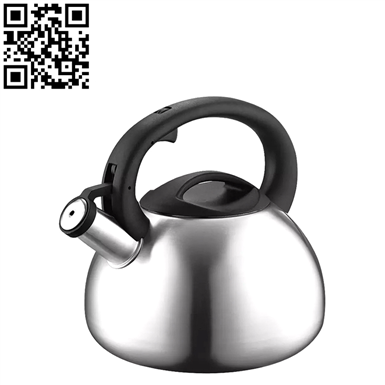 304不銹鋼鳴音水壺(Stainless steel kettle)ZD-SH063