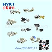 低价批发音响设备电源锁 M12锌合金电子锁 纯号一把锁配一套钥匙