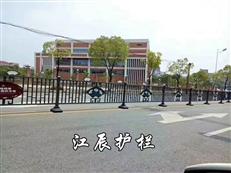 杭州市城市文化护栏效果图