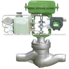 ZXPW系列气动波纹管对焊调节阀