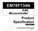 EM78F734系类