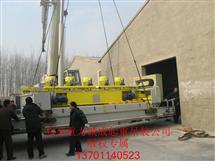 大型商場商超設備卸車搬運吊裝