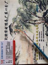 MHYBV 10X2X0.8钢丝编织屏