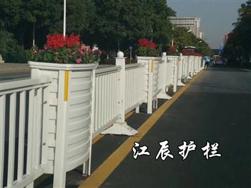 烟台市道路花箱护栏款式