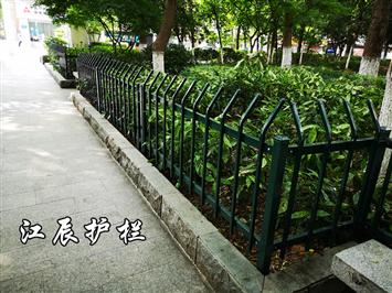 马鞍山市绿化**尖防跨护栏