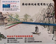 矿用监控电缆-MHYV系列