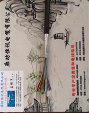 铜芯实心通信电缆HYV22