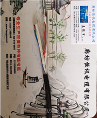 WDZ-KYJY阻燃控制电缆