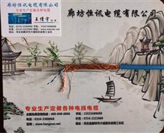 煤矿用通讯电缆MHYAV