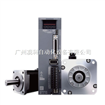 贴标机采用MR-JE-100B三菱驱动器采购找广州观科13602480150