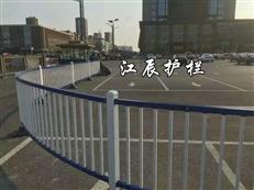 徐汇区圆弧形道路隔离护栏
