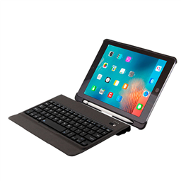 Split Ultra-thin Wireless Keyboard For  iPad Pro 9.7/ipad air/air2 With Pen Slot T-201