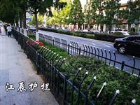 新余市钢质绿化带护栏维护