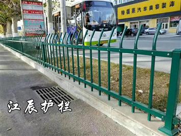 南汇区绿化带隔离防跨护栏