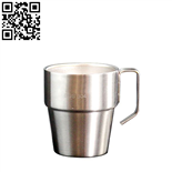 双层咖啡杯(Stainless Steel Coffee Cup)ZD-KB31