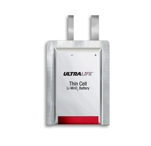 CP502537 Thin Cell 3V Lithium Battery