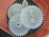 塑胶发电机齿轮