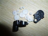 塑膠照相機齒輪箱