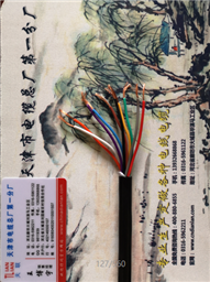 屏蔽ZR-KYJVP-450/750V控制电缆