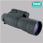 俄罗斯正品Yukon育空河 艾森龙EXELON 3x50 一代+单筒夜视仪 #24101