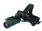 新款俄罗斯进口yukon育空河 3x42 单筒高倍头戴 红外夜视仪夜视镜