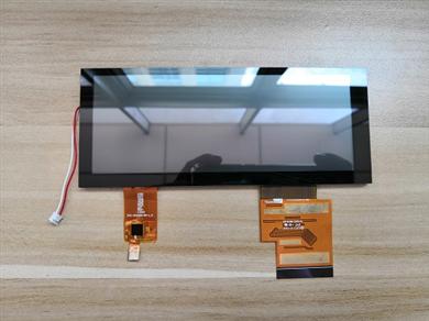 YH058HD6001   仪器仪表 设备应用液晶屏  触摸显示一体