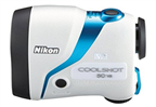 尼康COOLSHOT 80VR 测距望远镜 高尔夫球测距仪