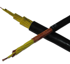 KVVRP 5*1.5屏蔽软线电缆