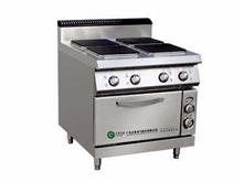 厨房四头电煮食连焗炉厨具