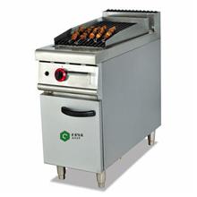 电火山石连柜烧烤炉厨具