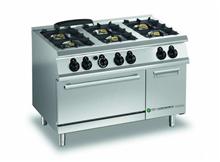 厨房六头炉连锔炉厨具