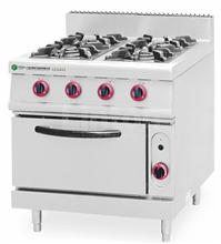 厨房四头煲仔炉厨具设备